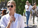 Picture Shows: Toni Garrn  May 20, 2016\n \n German model Toni Garrn is spotted out and about with friends during the 69th Cannes International Film Festival in Cannes, France.\n \n Non Exclusive\n UK RIGHTS ONLY\n \n Pictures by : FameFlynet UK © 2016\n Tel : +44 (0)20 3551 5049\n Email : info@fameflynet.uk.com