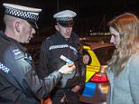 Mandatory Credit: Photo by David Parker/ANL/REX/Shutterstock (5668085a)\nMail Reporter Harriet Sime Is Tested At The Roadside By Sussex Police Using The New Drugalyser Recently Introduced To Combat Drug Drivers. Picture David Parker 21.03.15 Reporter Harriet Sime And Ray Massey.\nMail Reporter Harriet Sime Is Tested At The Roadside By Sussex Police Using The New Drugalyser Recently Introduced To Combat Drug Drivers. Picture David Parker 21.03.15 Reporter Harriet Sime And Ray Massey.\n\n