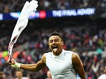 LONDON, ENGLAND - MAY 21:  Jesse Lingard of Manchester United celebrates scoring his team's second goal during The Emirates FA Cup Final match between Manchester United and Crystal Palace at Wembley Stadium on May 21, 2016 in London, England.  (Photo by Laurence Griffiths - The FA/The FA via Getty Images)