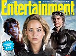 Entertainment Weekly Four covers on X-Men: Apocalypse