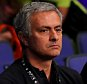 LONDON, ENGLAND - MAY 21:  Former Chelsea manager Jose Mourinho looks on at The O2 Arena on May 21, 2016 in London, England.  (Photo by Richard Heathcote/Getty Images)