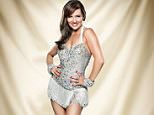 Programme Name: Strictly Come Dancing - TX: n/a - Episode: n/a (No. n/a) - Embargoed for publication until: n/a - Picture Shows:  Anya Garnis - (C) BBC - Photographer: Ray Burmiston