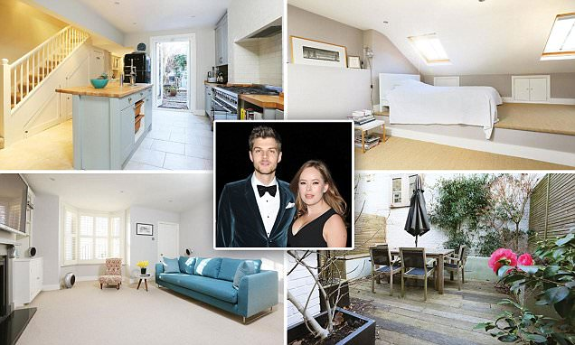 YouTubers Jim Chapman and Tanya Burr splashed out £2m on London home
