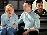 FROM ITV\\n\\nSTRICT EMBARGO - No Use Before Sunday 22 May 2016\\n\\nCoronation Street - Ep 8918\\n\\nFriday 3 June 2016 - 1st Ep\\n\\nTodd Grimshaw [BRUNO LANGLEY] implores Sarah Platt [TINA O¿BRIEN] to confide in him and is baffled when Sarah lets slip that she saw Callum¿s dead body. Todd humours Sarah and promises to keep her confidence and asks who killed him. Todd¿s eyes widen in shock as Sarah whispers her reply in his ear.\\n\\nPicture contact: david.crook@itv.com on 0161 952 6214\\n\\nPhotographer - Mark Bruce\\n\\nThis photograph is (C) ITV Plc and can only be reproduced for editorial purposes directly in connection with the programme or event mentioned above, or ITV plc. Once made available by ITV plc Picture Desk, this photograph can be reproduced once only up until the transmission [TX] date and no reproduction fee will be charged. Any subsequent usage may incur a fee. This photograph must not be manipulated [excluding basic cropping] in a manner which alters the visual a