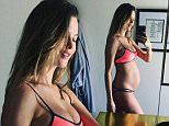 eURN: AD*207101242  Headline: Behati Prinsloo Levine shares photo Caption: Behati Prinsloo Levine shares photo Photographer:  Loaded on 21/05/2016 at 18:22 Copyright:  Provider: Behati Prinsloo Levine / Instagram  Properties: RGB PNG Image (2355K 1340K 1.8:1) 898w x 895h at 96 x 96 dpi  Routing: DM News : News (EmailIn) DM Online : Online Previews (Miscellaneous), CMS Out (Miscellaneous), LA Basket (Miscellaneous)  Parking: