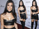 Mandatory Credit: Photo by ddp USA/REX/Shutterstock (5691546e)\nKourtney Kardashian\nJewel nightclub opening, Aria Resort & Casino, Las Vegas, America - 21 May 2016\n