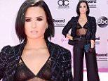eURN: AD*207242470  Headline: Billboard Music Awards Caption: Pictured: Demi Lovato Mandatory Credit © Gilbert Flores /Broadimage Billboard Music Awards  5/22/16, Las Vegas, California, United States of America Reference: 052216_GFLA_BDG_088  Broadimage Newswire Los Angeles 1+  (310) 301-1027 New York      1+  (646) 827-9134 sales@broadimage.com http://www.broadimage.com  Photographer: Gilbert Flores /Broadimage  Loaded on 23/05/2016 at 00:13 Copyright:  Provider: Gilbert Flores /Broadimage  Properties: RGB JPEG Image (18668K 872K 21.4:1) 2124w x 3000h at 300 x 300 dpi  Routing: DM News : GeneralFeed (Miscellaneous) DM Showbiz : SHOWBIZ (Miscellaneous) DM Online : Online Previews (Miscellaneous), CMS Out (Miscellaneous)  Parking: