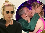 """*EXCLUSIVE* New York, NY - Uma Thurman arrives to NYC after an """"inappropriate kiss"""" from Lapo Elkann during the 69th annual Cannes Film Festival. Uma did not speak after exiting the airport, but made her feelings clear after asked if she would be pressing charges against Lapo to which she firmly shook her head no.\n  \nAKM-GSI       May 22, 2016\nTo License These Photos, Please Contact :\nSteve Ginsburg\n(310) 505-8447\n(323) 423-9397\nsteve@akmgsi.com\nsales@akmgsi.com\nor\nMaria Buda\n(917) 242-1505\nmbuda@akmgsi.com\nginsburgspalyinc@gmail.com"""