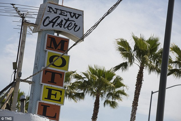 Another Los Angeles building listed in the Green Book was the New Aster Motel, in South Central LA