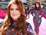 eURN: AD*207239040  Headline: 2016 Billboard Music Awards - Red Carpet Caption: LAS VEGAS, NV - MAY 22:  Singer Meghan Trainor attends the 2016 Billboard Music Awards at T-Mobile Arena on May 22, 2016 in Las Vegas, Nevada.  (Photo by Frazer Harrison/BBMA2016/Getty Images for dcp) Photographer: Frazer Harrison/BBMA2016  Loaded on 22/05/2016 at 23:46 Copyright: Getty Images North America Provider: Getty Images for dcp  Properties: RGB JPEG Image (43348K 6655K 6.5:1) 3195w x 4631h at 96 x 96 dpi  Routing: DM News : GroupFeeds (Comms), GeneralFeed (Miscellaneous) DM Showbiz : SHOWBIZ (Miscellaneous) DM Online : Online Previews (Miscellaneous), CMS Out (Miscellaneous)  Parking: