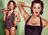 Caroline Flack reveals how to be body confident this summer in a stunning shoot as the face of the new Speedo Sculpture range Shot 01_002 f2.jpg
