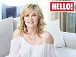 EMBARGOED TO 0001 MONDAY MAY 23 THIS PICTURE MUST ONLY BE USED IN CONJUNCTION WITH THE FRONT COVER OF THIS WEEKS HELLO! MAGAZINE. NO SALES NO ARCHIVE. EDITORIAL USE ONLY. ONE USE ONLY  Undated handout photo issued by Hello! of TV presenter Anthea Turner as she appears in this week's edition of Hello! Magazine. PRESS ASSOCIATION Photo. Issue date: Monday May 23, 2016. See PA story SHOWBIZ Turner. Photo credit should read: Hello!/PA Wire NOTE TO EDITORS: This handout photo may only be used in for editorial reporting purposes for the contemporaneous illustration of events, things or the people in the image or facts mentioned in the caption. Reuse of the picture may require further permission from the copyright holder.
