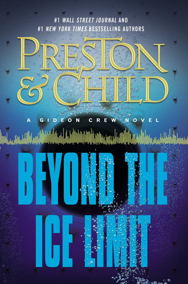 """This book cover image released by Grand Central Publishing shows, """"Beyond the Limit,"""" by Douglas Preston and Lincoln Child. (Grand Central Publishing via AP)"""