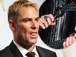 Celebrities walk the red carpet as they attend the 2016 Logie Awards held at Crown Casino in Melbourne....Pictured: Shane Warne..Ref: SPL1277873  080516  ..Picture by: Splash News....Splash News and Pictures..Los Angeles: 310-821-2666..New York: 212-619-2666..London: 870-934-2666..photodesk@splashnews.com..