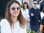 Picture Shows: Jessica Alba  May 21, 2016\n \n 'Into The Blue' actress Jessica Alba and her husband Cash Warren were spotted shopping at Barney's New York in Beverly Hills, California. The two were all smiles while they were out, but had not purchased anything from the store. \n \n Non-Exclusive\n UK RIGHTS ONLY\n \n Pictures by : FameFlynet UK © 2016\n Tel : +44 (0)20 3551 5049\n Email : info@fameflynet.uk.com
