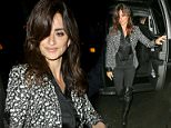 Penelope Cruz arrives at the 2nd night Q&A for her movie 'Ma Ma' at Sunshine Theater in New York  Pictured: Penelope Cruz Ref: SPL1287759  210516   Picture by: Jackson Lee / Splash News  Splash News and Pictures Los Angeles: 310-821-2666 New York: 212-619-2666 London: 870-934-2666 photodesk@splashnews.com