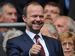 SPT_GCK_210516_FA Cup final, 2016 Wembley, Manchester United v Crystal Palace. Picture Graham Chadwick. Manchester United executive vice-chairman Ed Woodward