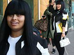 Pregnant with Rob's baby Blac Chyna gained 20 pounds _she says_  pounds in Hollywood/X17online.com