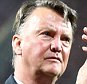 File photo dated 17-05-2016 of Manchester United manager Louis van Gaal acknowledges the fans after the Barclays Premier League match at Old Trafford, Manchester. PRESS ASSOCIATION Photo. Issue date: Monday May 23, 2016. Manchester United have sacked Louis van Gaal as manager, according to reports. See PA story SOCCER Man Utd. Photo credit should read Martin Rickett/PA Wire.