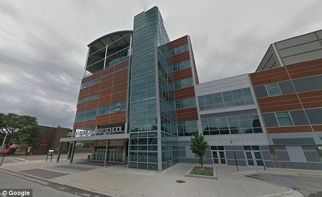 Scene: Thethe incident occurred on December 9, 2015, at Cass Tech High School in Detroit
