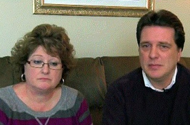 Marc and Cynthia Olsen have accused the school of knowing their 13-year-old daughter was being harassed by classmates before she shot herself in the head in December 2014, and did nothing to stop it