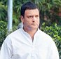 Congress vice president Rahul Gandhi arrive for CWC Meeting on 8 sep 2015 in New Delhi.Photo by Yasbant Negi