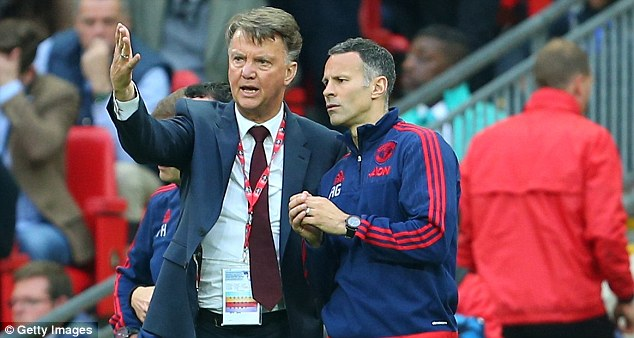 The Dutchman's sacking comes just days after he led United to FA Cup final success over Crystal Palace