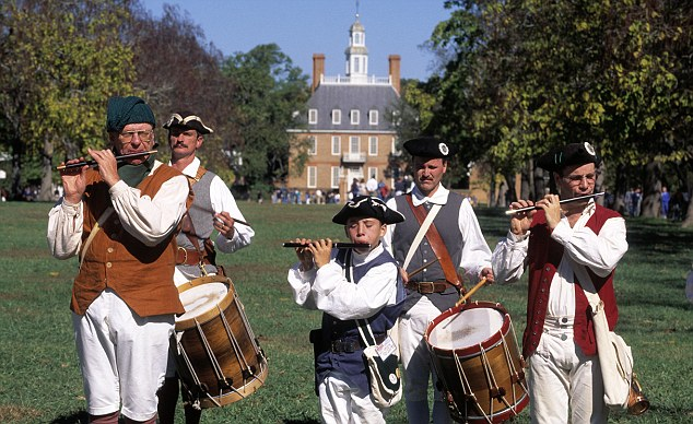 Williamsburg Colonial Musicians