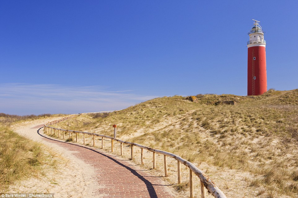 Offering 18 miles of sandy coast line, Texel island in the Netherlands is a haven for beach lovers from around the world, but there is plenty to do besides. Why not climb the 153 steps of Texel's crimson-coloured lighthouse for views across the islands
