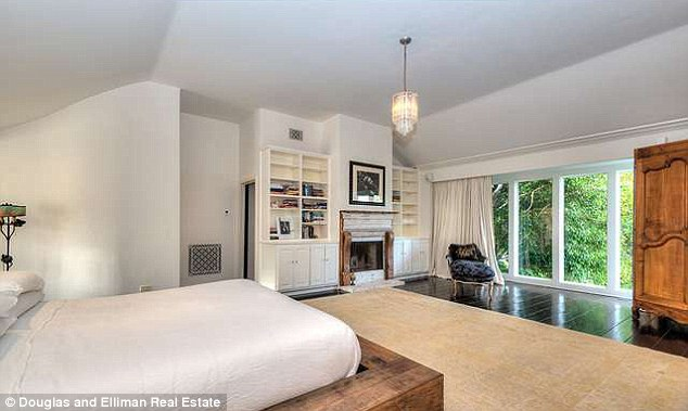 Roomy:The main house boasts five bedrooms, four with en-suites