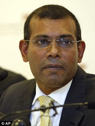 Mr Nasheed was ousted in disputed circumstances in 2012 after ordering the arrest of a judge