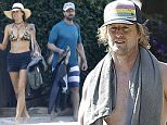 Exclusive... 52067847 Owen Wilson, Gerard Butler and his girlfriend Morgan Brown were spotted leaving the beach after a surfing session in Malibu, California on May 21, 2016. Owen and Gerard recently surfed with Sean Penn and Gerard is currently suing a film studio for four millions dollars for a movie that was never made. ***NO WEB USE W/O PRIOR AGREEMENT - CALL FOR PRICING*** Owen Wilson, Gerard Butler and his girlfriend Morgan Brown were spotted leaving the beach after a surfing session in Malibu, California on May 21, 2016. Owen and Gerard recently surfed with Sean Penn and Gerard is currently suing a film studio for four millions dollars for a movie that was never made.  ***NO WEB USE W/O PRIOR AGREEMENT - CALL FOR PRICING*** FameFlynet, Inc - Beverly Hills, CA, USA - +1 (310) 505-9876 RESTRICTIONS APPLY: NO GERMANY,NO FRANCE