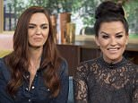 EDITORIAL USE ONLY. NO MERCHANDISING Mandatory Credit: Photo by Ken McKay/ITV/REX/Shutterstock (5691861az) Jennifer Metcalfe, Zoe Lucker and Charlie Clapham 'This Morning' TV show, London, Britain - 23 May 2016 From characters coming back from the dead to escaping the clutches of the 'Gloved Serial Killer' - its been quite a year on Hollyoaks. Stars of the soap - Jennifer Metcalfe, Zoe Lucker and Charlie Clapham are here to beg for your vote as we kick start our annual Soap Week with Sharon Marshall.