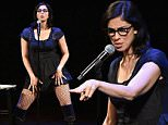 eURN: AD*207260097  Headline: Vulture Festival Presents Sarah Silverman & Friends Caption: NEW YORK, NY - MAY 22:  Sarah Silverman performs onstage during Vulture Festival presents Sarah Silverman & Friends at BAM on May 22, 2016 in New York City.  (Photo by Theo Wargo/Getty Images for Vulture Festival) Photographer: Theo Wargo  Loaded on 23/05/2016 at 04:05 Copyright: Getty Images North America Provider: Getty Images for Vulture Festival  Properties: RGB JPEG Image (24550K 1599K 15.4:1) 2318w x 3615h at 96 x 96 dpi  Routing: DM News : GroupFeeds (Comms), GeneralFeed (Miscellaneous) DM Showbiz : SHOWBIZ (Miscellaneous) DM Online : Online Previews (Miscellaneous), CMS Out (Miscellaneous)  Parking: