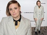 NEW YORK, NY - MAY 23:  Lena Dunham attends the ArtsConnection 2016 Benefit Celebration at 583 Park Avenue on May 23, 2016 in New York City.  (Photo by Jerritt Clark/Getty Images)