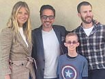 teamcevansNew Photo: Chris Evans & Robert Downey Jr visiting Ryan! #RyanStrong