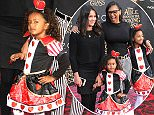 Picture Shows: Mel B, Melanie Brown  May 23, 2016    Celebrities arrive at the 'Alice Through The Looking Glass' premiere held at El Capitan Theatre in Hollywood, California.    Non Exclusive  UK RIGHTS ONLY    Pictures by : FameFlynet UK ? 2016  Tel : +44 (0)20 3551 5049  Email : info@fameflynet.uk.com