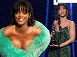 """eURN: AD*207258979  Headline: Rihanna bows after performing """"Love On The Brain"""" at the 2016 Billboard Awards in Las Vegas Caption: Rihanna bows after performing """"Love On The Brain"""" at the 2016 Billboard Awards in Las Vegas, Nevada, U.S., May 22, 2016.  REUTERS/Mario Anzuoni     TPX IMAGES OF THE DAY Photographer: MARIO ANZUONI Loaded on 23/05/2016 at 03:54 Copyright: Reuters Provider: REUTERS  Properties: RGB JPEG Image (13865K 598K 23.2:1) 1807w x 2619h at 300 x 300 dpi  Routing: DM News : Wires (Reuters), GeneralFeed (Miscellaneous) DM Showbiz : SHOWBIZ (Miscellaneous)  Parking:"""