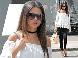 jkpix Michelle Keegan spotted leaving head office following a meeting ahead of the launch of her newest Lipsy collection