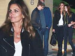 EXCLUSIVE: Cindy Crawford and husband Rande Gerber at Nobu in Malibu.\n\nPictured: Cindy Crawford and Rande Gerber \nRef: SPL1287884  220516   EXCLUSIVE\nPicture by:  Splash News\n\nSplash News and Pictures\nLos Angeles: 310-821-2666\nNew York: 212-619-2666\nLondon: 870-934-2666\nphotodesk@splashnews.com\n