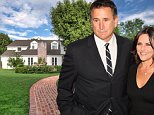 Anthony LaPaglia Lists High-Hedged Brentwood Estate