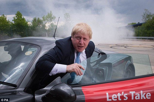Questions were asked of Boris Johnson's EU campaign tactics today after he delivered another rant about EU banana regulations - at the same time as David Cameron was making a sober warning of Brexit sending the UK economy into recession