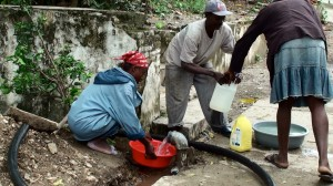 From disease-laced, tainted water supplies...