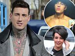 26 Feb 2016 - London  - UK Celebrity Big Brother couple Stephanie Davis and Jeremy McConnell pictured leaving ITV Sstudios in London  BYLINE MUST READ : XPOSUREPHOTOS.COM ***UK CLIENTS - PICTURES CONTAINING CHILDREN PLEASE PIXELATE FACE PRIOR TO PUBLICATION *** **UK CLIENTS MUST CALL PRIOR TO TV OR ONLINE USAGE PLEASE TELEPHONE   44 208 344 2007 **