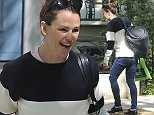 Picture Shows: Jennifer Garner  May 23, 2016    * Min Web / Online Fee £300 For Set *    American actress Jennifer Garner is pictured heading out from her home in London, England.    Jennifer is currently staying in London during the filming of 'Justice League'.    * Min Web / Online Fee £300 For Set *    Exclusive All Rounder  WORLDWIDE RIGHTS  Pictures by : FameFlynet UK © 2016  Tel : +44 (0)20 3551 5049  Email : info@fameflynet.uk.com