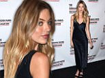 eURN: AD*207492408  Headline: 2016 Gordon Parks Foundation Awards Dinner - Arrivals Caption: NEW YORK, NY - MAY 24:  Model Martha Hunt attends the 2016 Gordon Parks Foundation awards dinner at Cipriani 42nd Street on May 24, 2016 in New York City.  (Photo by Nicholas Hunt/Getty Images) Photographer: Nicholas Hunt  Loaded on 25/05/2016 at 01:26 Copyright: Getty Images North America Provider: Getty Images  Properties: RGB JPEG Image (18502K 2038K 9:1) 1996w x 3164h at 96 x 96 dpi  Routing: DM News : GroupFeeds (Comms), GeneralFeed (Miscellaneous) DM Showbiz : SHOWBIZ (Miscellaneous) DM Online : Online Previews (Miscellaneous), CMS Out (Miscellaneous)  Parking: