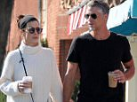 6.NOV.2014 - LOS ANGELES - USA\n\n*STRICTLY AVAILABLE FOR UK AND GERMANY USE ONLY*\n\n** EXCLUSIVE ALL ROUND PICTURES -TRIPE SPACE RATES APPLY FOR GERMAN CLIENTS **\n\nHOLLYWOOD ACTRESS SANDRA BULLOCK AND NEW LOVE BRYAN RANDALL HOLD HANDS FOR A CASUAL COFFEE OUTING AT ANDANTE COFFEE ROASTER IN LOS ANGELES.  THE LOVED UP COUPLE WERE SPOTTED INSIDE SHOWING A LOT OF AFFECTION TOWARD EACH OTHER.  AN EYEWITNESS SAID BRYAN HAD HIS ARM AROUND SANDRA AS THEY WAITED FOR THEIR COFFEE ORDERS TO BE MADE.  THE HOT NEW COUPLE WALKED OUT LOCKING THEIR HANDS AGAIN FOR THE SHORT STROLL TO THEIR CAR TO HEAD HOME\n\nBYLINE MUST READ : XPOSUREPHOTOS.COM\n\n***UK CLIENTS - PICTURES CONTAINING CHILDREN PLEASE PIXELATE FACE PRIOR TO PUBLICATION ***\n\n*UK CLIENTS MUST CALL PRIOR TO TV OR ONLINE USAGE PLEASE TELEPHONE 0208 344 2007*
