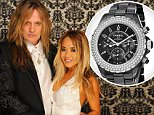 SAN JOSE, CA - AUGUST 22:  Singer Sebastian Bach weds Suzanne Le at Rockbar Theater on August 22, 2015 in San Jose, California.  (Photo by Trisha Leeper/Getty Images)