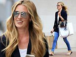 Picture Shows: Cat Deeley  May 24, 2016    TV personality Cat Deeley was spotted shopping in Beverly Hills, California. She was dressed casually chic in a navy blue jacket with a white shirt and   jeans.     Non Exclusive  UK RIGHTS ONLY    Pictures by : FameFlynet UK © 2016  Tel : +44 (0)20 3551 5049  Email : info@fameflynet.uk.com