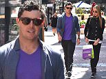 Rory McIlroy and fiancee Erica Stoll seen returning to The Wesbury Hotel after a stroll around Grafton Street in the sunshine, Dublin, Ireland - 24.05.16. Featuring: Rory McIlroy, Erica Stoll Where: Dublin, Ireland When: 24 May 2016 Credit: WENN.com **Not available for publication in Ireland**